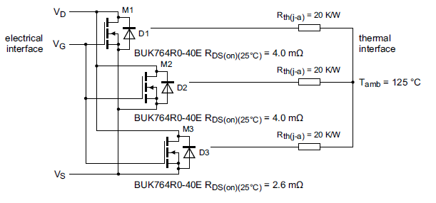 mosfets in parallel